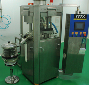 high-performance liquid chromatograph in our manufacturing facility