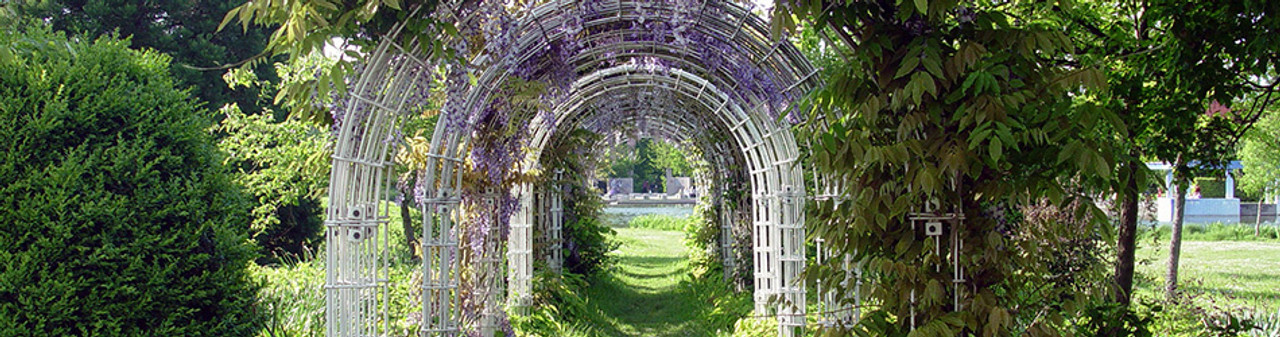 Garden Arbours and Arches