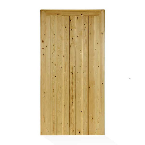 Tongue and Groove Gate 1.83m(H) x 900mm(W) Pressure Treated (Natural)