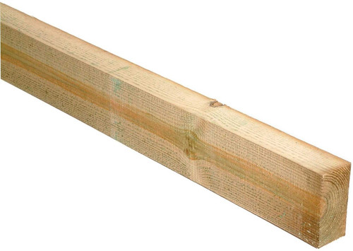 Sawn Timber 4.8m(L) 100x47mm Pressure Treated