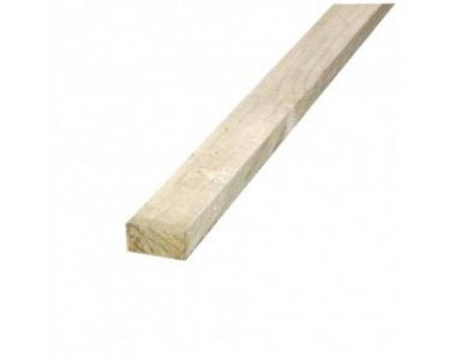 Sawn Timber 2.1m(L) 75x47mm Pressure Treated