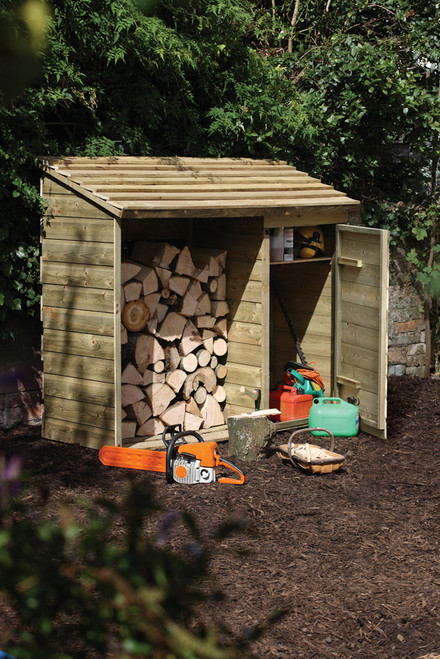 Log & Tool Store