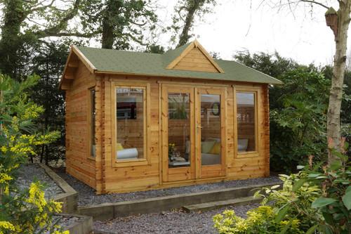 Alderley Log Cabin 4.0m x 3.0m