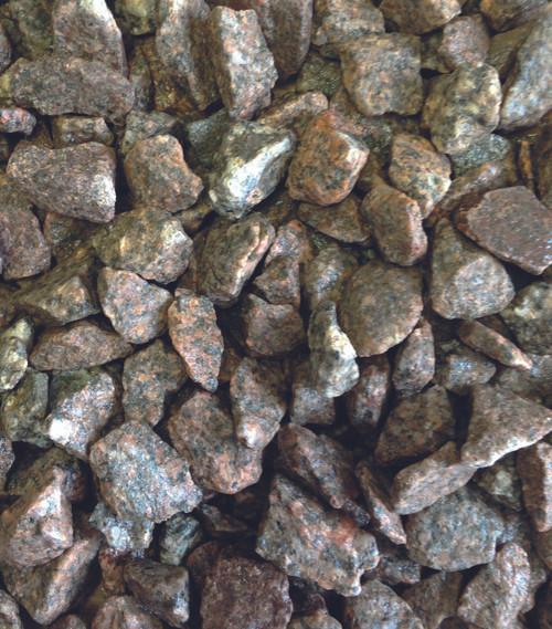 20mm Decorative Granite Bulk Bag - Approx 850kg