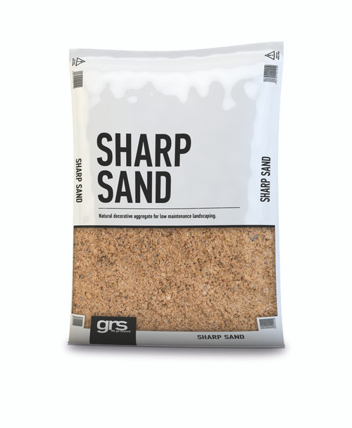 Sharp Sand - 25KG Bag