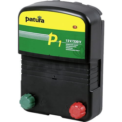 Patura P1 Multi-Voltage Energiser