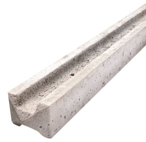 Concrete Slotted Intermediate Post 2.44m(H)