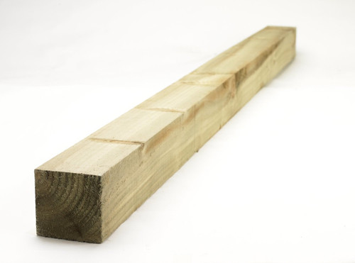 Timber Fence Post 3.0m(H) 75x75mm Pressure Treated Green