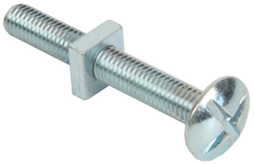M10x180mm Roofing Bolt & Hex Nut
