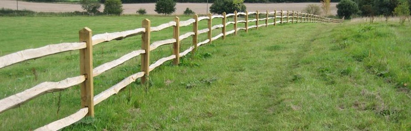 Post and Rail Fencing - Ideal Surroundings