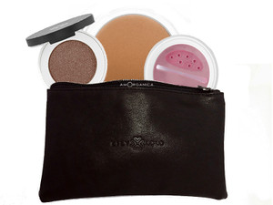 Lily Lolo Make-up Set with Limited edition Make-up Bag