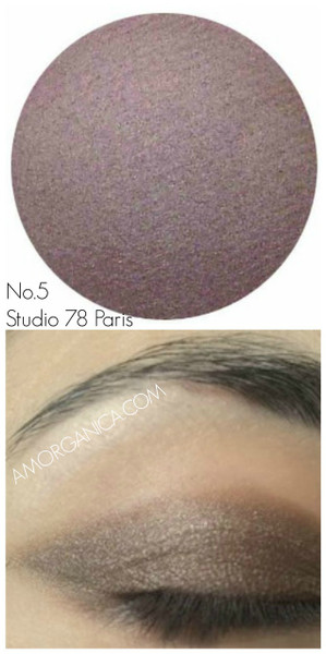 Studio 78 Paris No.5 Eyeshadow