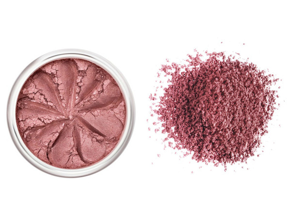 Lily Lolo Blush Rosebud - Shimmering perfect pink for a natural flushed cheek look