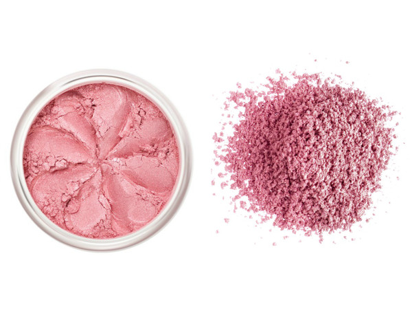 Lily Lolo Blush Candy Girl - Shimmery candy pink