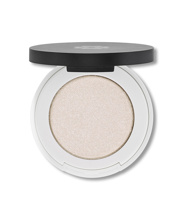 Lily Lolo Pressed Eyeshadow Starry Eyed (Silvery White)