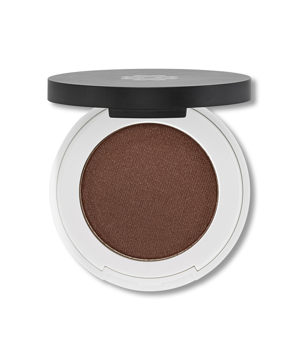Lily Lolo Pressed Eyeshadow I Should Cocoa (Matte rich chocolate Brown)