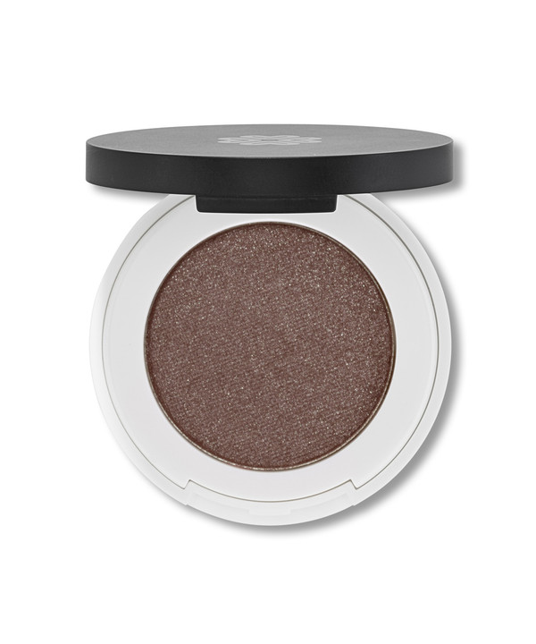 Lily Lolo Pressed Eyeshadow Stick in the Mud (Matte deep darkest Brown)
