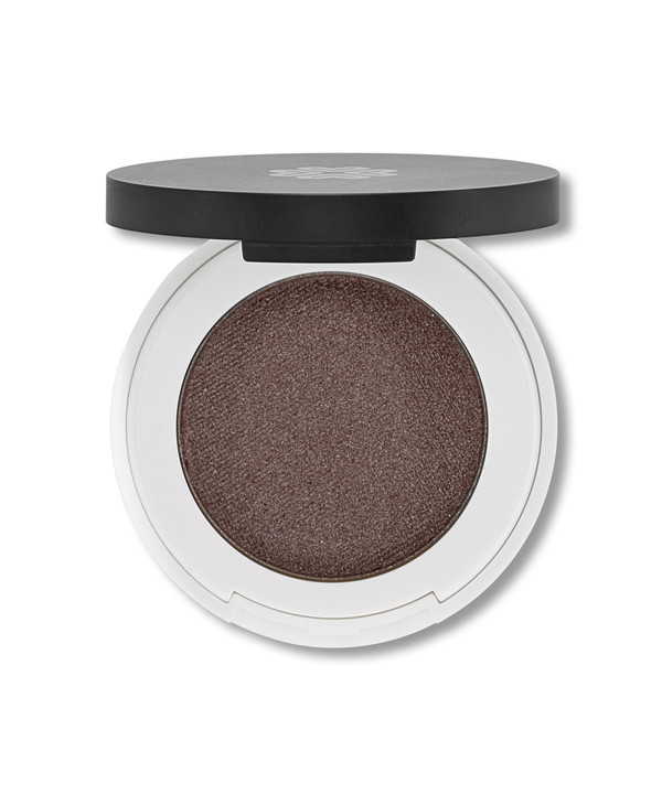 Lily Lolo Pressed Eyeshadow Truffle Shuffle (Demi-matte mauve-Brown)