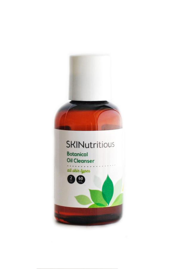 SKINutritious Botanical Oil Cleanser – Deep cleanse + balance oil production