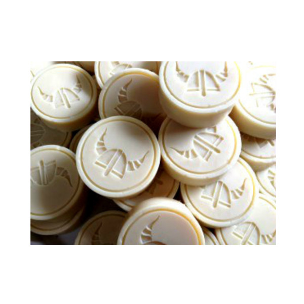Valor Organic Shaving Soap | Artisan Made in Byron Bay