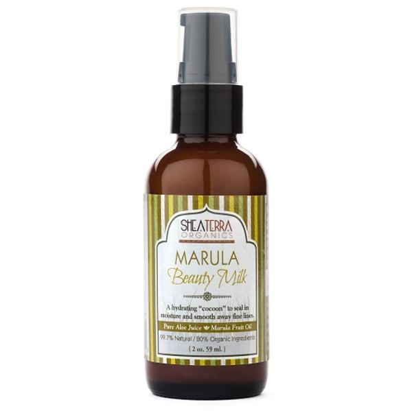 SHEA TERRA ORGANICS Marula Beauty Milk