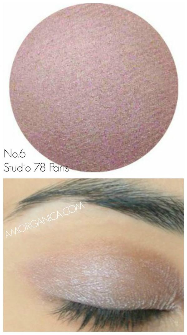 Studio 78 Paris No.6 Eyeshadow