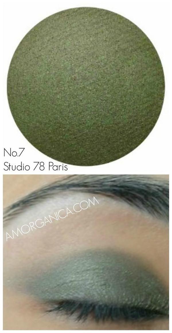 Studio 78 Paris No.7 Eyeshadow