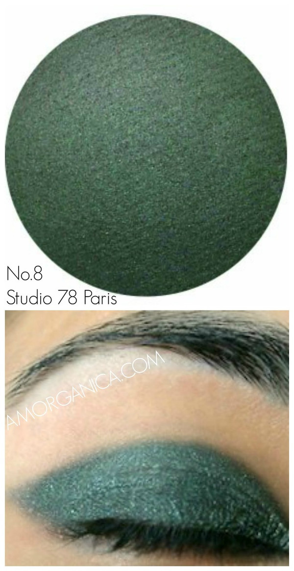 Studio 78 Paris No.8 Eyeshadow