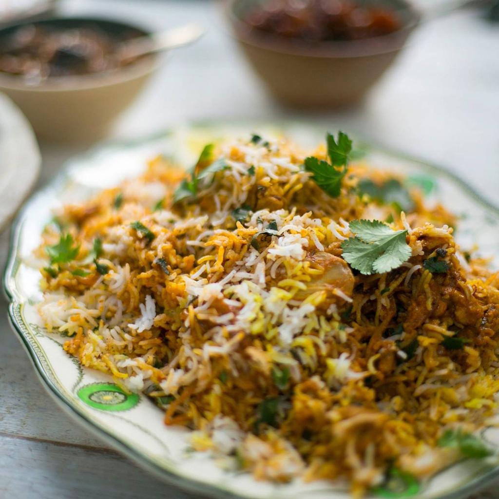 Life's Good Curry Pastes - Recipe - Butter Chicken Biriyani