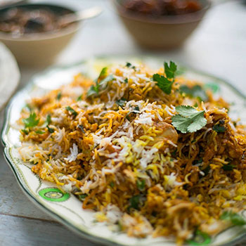 Life's Good Butter Chicken Biriyani