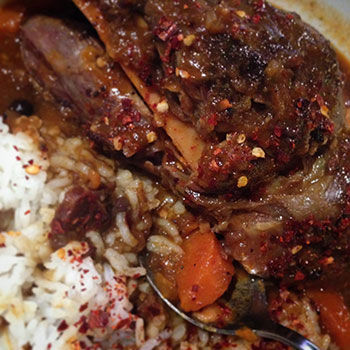 Life's Good Penang Lamb Shanks Curry