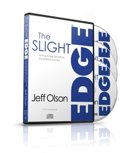 Slight Edge Audio CD set (3)
