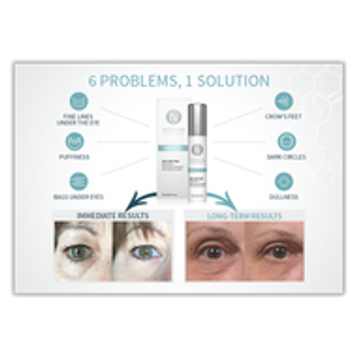 Eye Serum Card  2 packs of 10