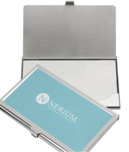 Nerium Business Card Holder