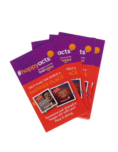 #HappyActs Cards Pack