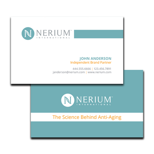 Signature Brand Business Card