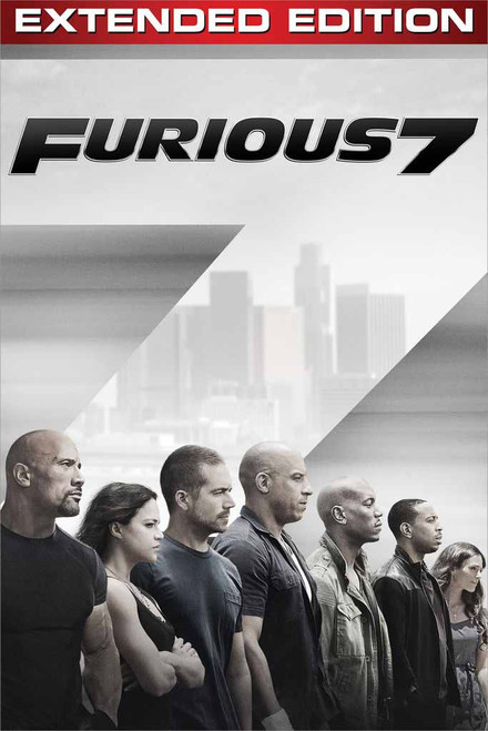 Furious 7 (Extended Edition)
