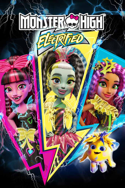 Monster High Electrified [UltraViolet HD]