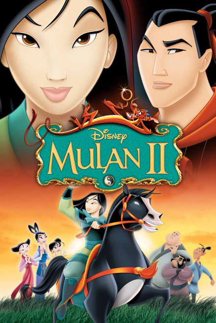 Mulan II [Disney Movies Anywhere (DMA)]
