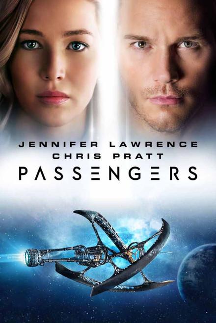 Passengers [UltraViolet 4K]