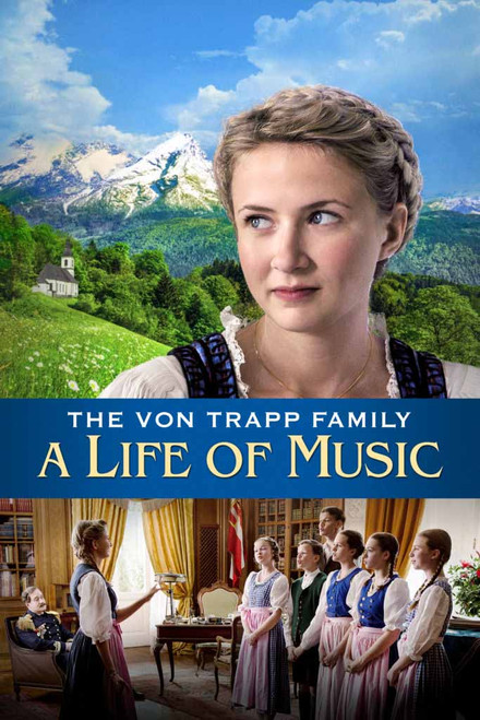 The Von Trapp Family: A Life of Music [UltraViolet SD]