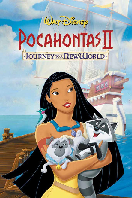 Pocahontas II Journey To A New World [Disney Movies Anywhere (DMA)]
