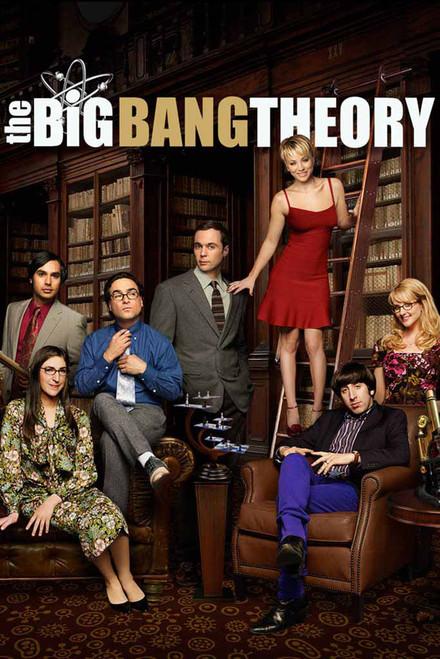 The Big Bang Theory Season 9 [UltraViolet HD]