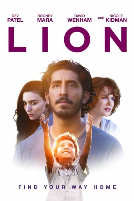 Lion [UltraViolet HD]