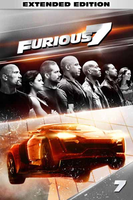 Furious 7 Extended Edition