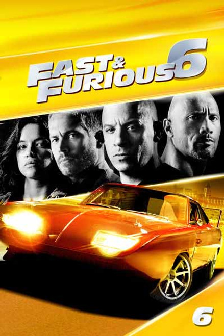 Fast and Furious 6 Extended Edition [UltraViolet 4K] Read Details