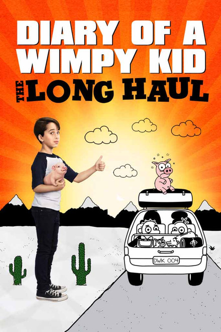 Diary of a Whimpy Kid:  The Long Haul