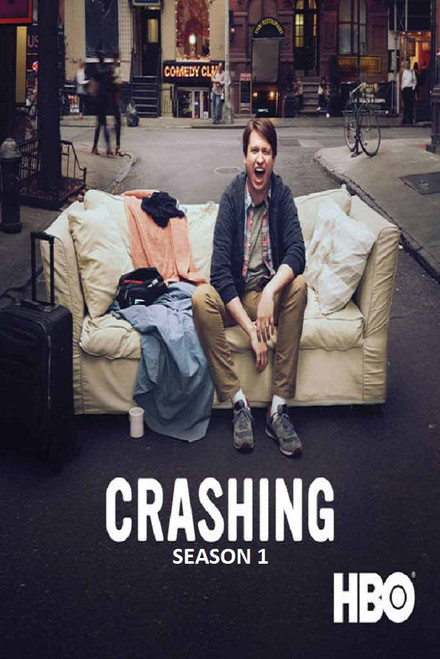 Crashing: Season 1