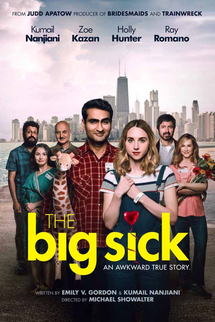 The Big Sick (2017)