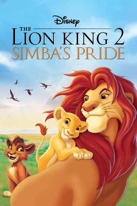 Lion King 2: Simba's Pride